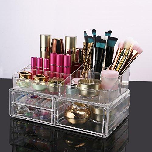 Make-Up Organizer mit Schubladen für 18,99€ mit Amazon Prime