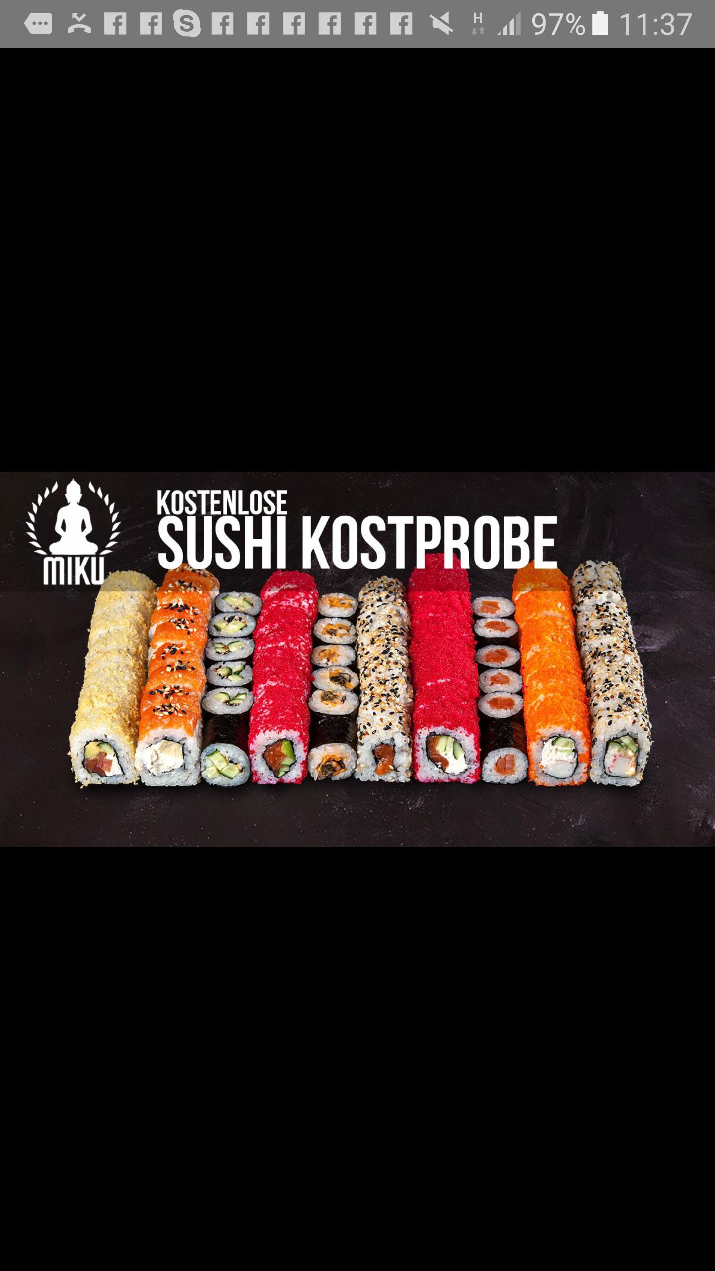 [LOKAL] Sushi kostenlos Bremen