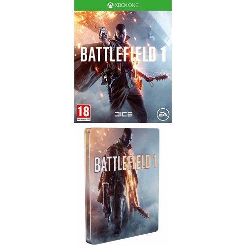 Battlefield 1 - Steelbook Edition (Xbox One) für 30€ (Amazon.co.uk) oder ohne Steelbook für 21,21€ bei Game.co.uk
