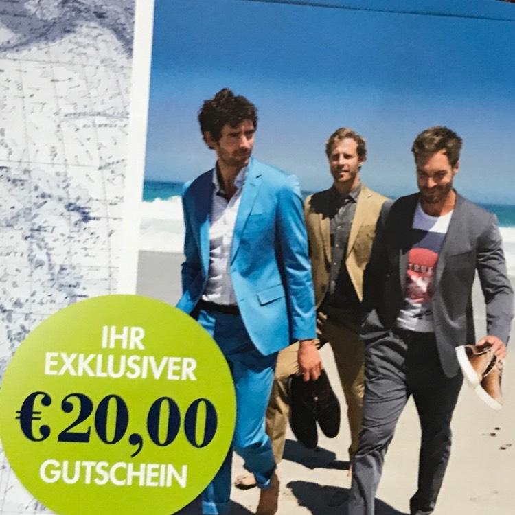 20€ Gutschein - herrensusstatter.de