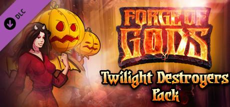 [STEAM] Forge of Gods: Twilight Destroyers pack Free Steamkey @Marvelousga