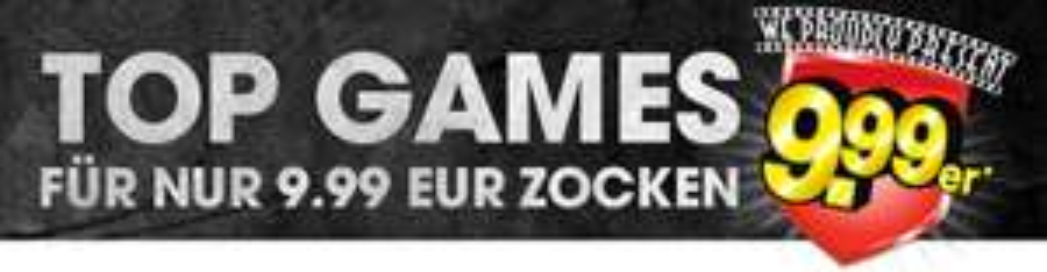 GamesCom 9.99er Gamestop Aktion