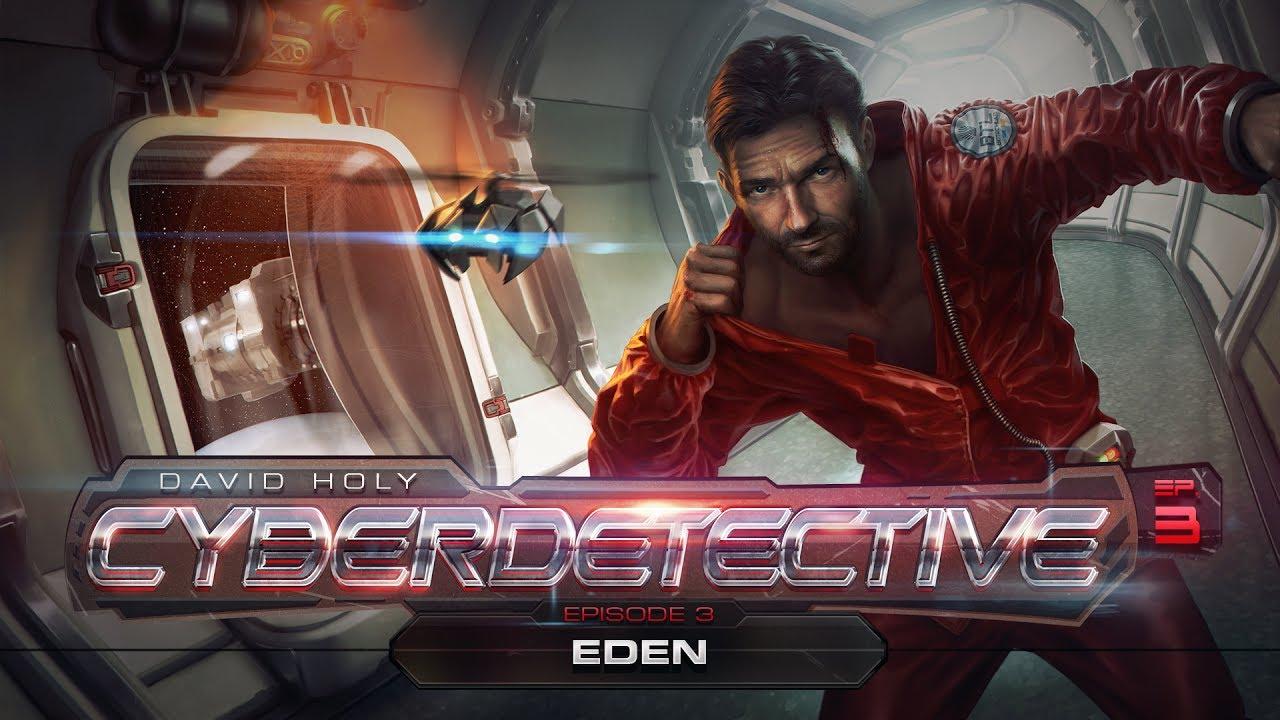 Cyberdetective (03) - Eden - Hörspiel komplett (Holysoft)