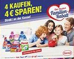 [Vorankündigung] Henkel Lifetimes Familien-Rabatt 4,00€ Sofort-Rabatt bei Kauf von 4 Produkten vom 14.08.-01.10.2017 [bundesweit]