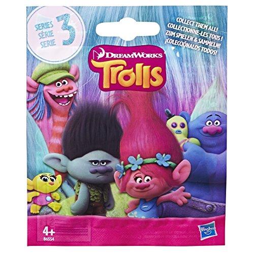 Amazon Plus Produkt oder DVD Trick: Hasbro Trolls B6554EU4 - Überraschungstrolls, Figur, sortiert