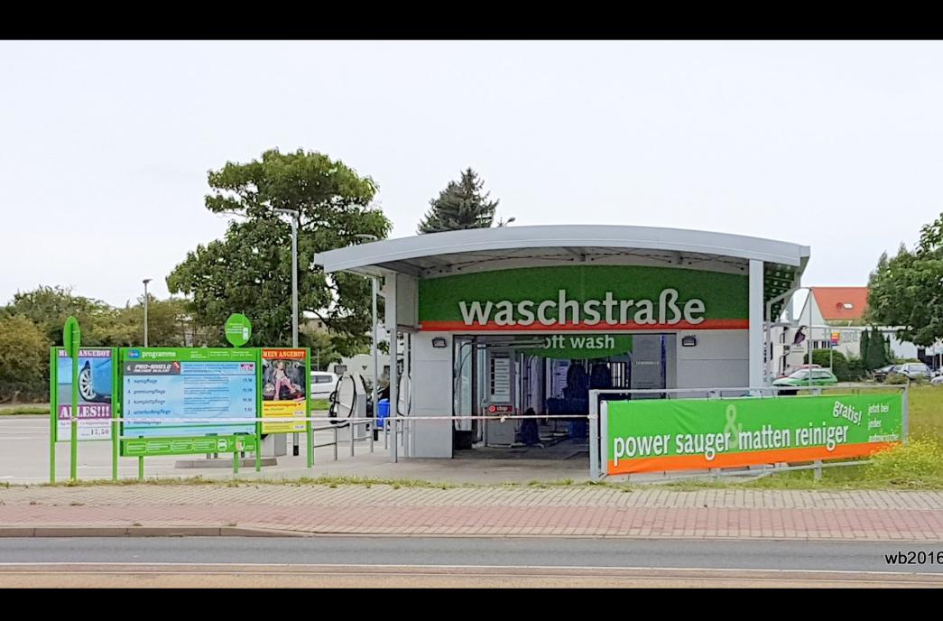 [lokal Dessau] 50% auf alle Autowäschen bei IMO Dessau