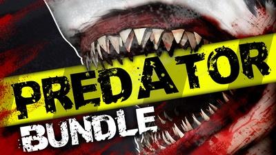Predator Bundle mit 10 Steam Spielen für 3,09€ (BundleStars)