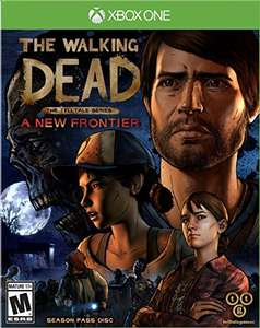 The Walking Dead: Neuland (Xbox One) für 15,26€ (Amazon.com)