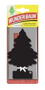 Amazon Prime: Wunder-Baum 134345/24 Lufterfrischer 24-er Box Black Lady