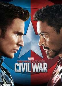 [JUKE] The First Avenger: Civil War kaufen für 5,99€ in HD