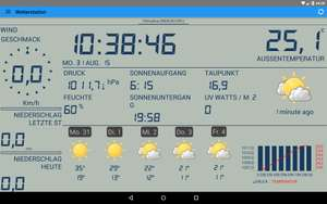 [Android] Wetterstation APP