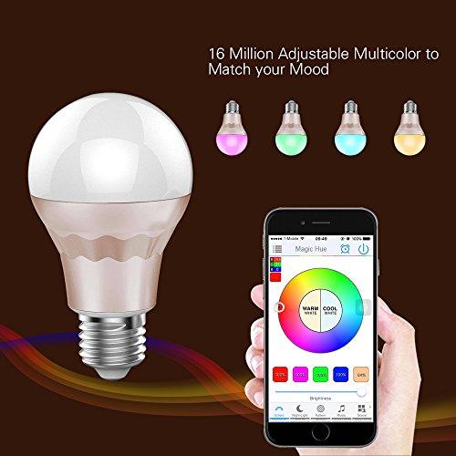 App-steuerbare Lampe für umme :)