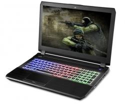 """Clevo P650 - i7-7700HQ, GTX 1060 6GB, 15,6"""" Full-HD IPS mit G-Sync, Fingerprint - konfigurierbar ab 1.053,90€ [mit GTX 1070 ab 1.333,80€]"""
