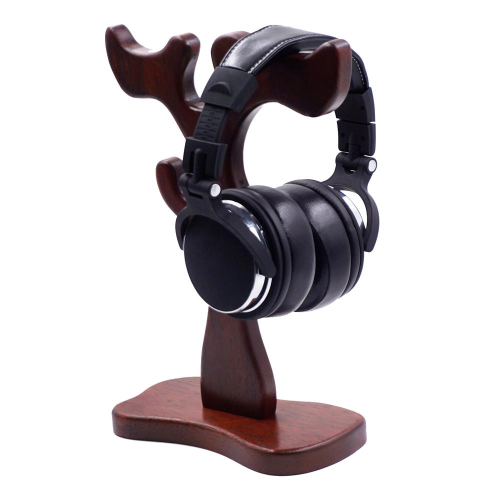Kopfhörer Ständer aus Holz, Baum-Design, PVG ~30€