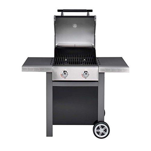 Jamie Oliver Gasgrill HOME 2 |Zweiflammiger Premium BBQ Grillwagen @amazon.de