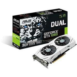 3GB Asus GeForce GTX 1060