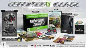 Für Digitalbauern: Landwirtschafts-Simulator 17 - Collectors Edition PC [eBay]