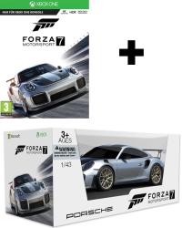 Xbox One Forza Motorsport 7 + Porsche 911 GT2 RS im Maßstab 1:43 Vorbestellen