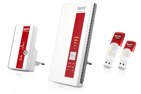 Rabatte auf AVM-Produkte + versandkostenfreie Lieferung bei [Digitalo] - z.B. AVM 4020 Wlan-Router für 42,66€ & FRITZ!Fon C5 für 51,50€