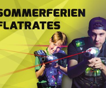 [Lokal Bielefeld, Düsseldorf, Essen, Frankfurt und Kiel] 4 Stunden Lasertag für 14,90€
