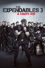 THE EXPENDABLES 3     A man's job