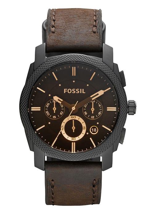 [Zalando - 15 %] Fossil Herrenchronograph FS4656 - die aktuell beliebeste Fossil Herrenuhr [idealo: 111,95 € bei Aamzon/Zalando]