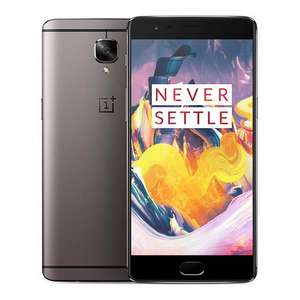 *Gearbest* OnePlus 3T Global Version 4G Phablet - GLOBAL VERSION GRAY, 6GB RAM 64GB ROM Snapdragon 821 16MP Front Camera (B-20)