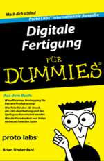 "eBook ""Digitale Fertigung für Dummies"" für umme"