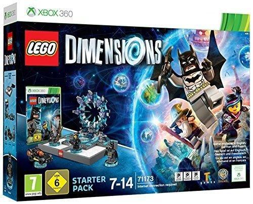 Lego Dimensions Starter-Pack Xbox 360 für 18,10 EUR zzgl Porto bei [Amazon.fr]