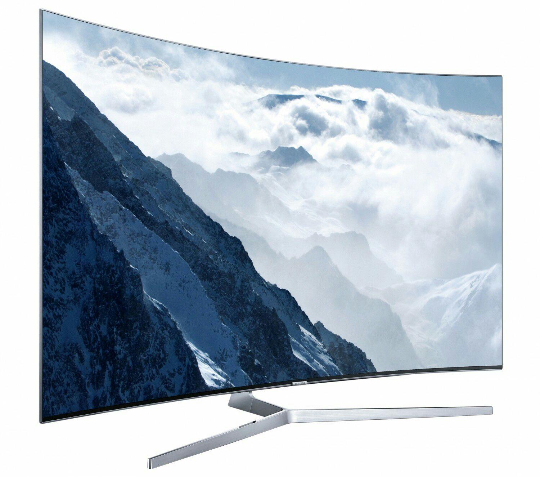 Samsung UE55KS9090 Curved UHD 4K Smart TV Quantum Dots 10 Bit 100Hz Panel HDR @ Saturn