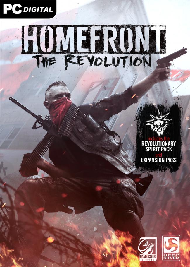 Homefront: The Revolution - Freedom Fighter Bundle (Grundspiel + Expansion Pass) für 7,99€ [Steam] [Bundlestars]