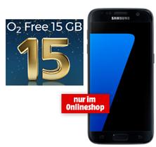 Samsung Galaxy S7 für 1 € | o2 Free 15 | 15 GB LTE | nur 29,99 € monatlich | Allnet-Flat & SMS-Flat | Festnetznummer