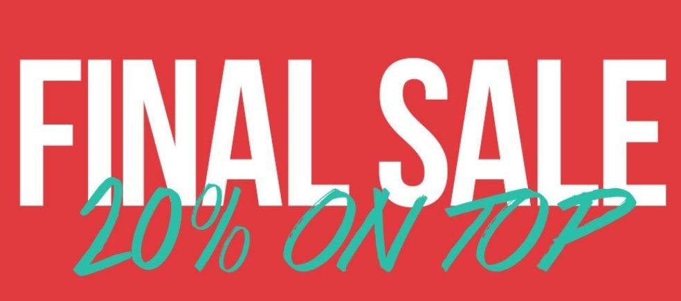 Kickz: 20% zusätzlich auf alles im Sale