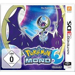Pokemon Mond Nintendo 3ds für 19€ @ Media Markt Raum Aachen + Dorsten lokal ? PVG 30€