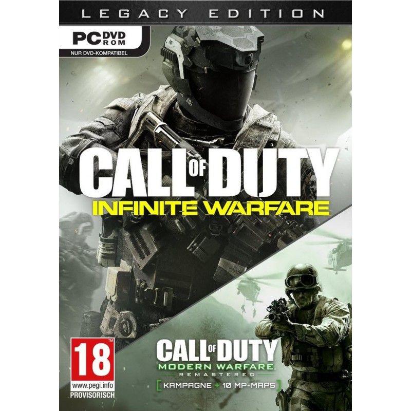 [Lokal Berlin-Tegel?] Call of Duty - Infinite Warfare Remastered