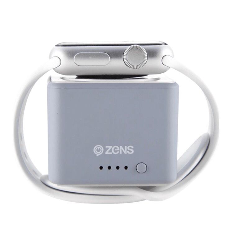 Apple Watch Powerbank - MediaMarkt - ZENS ZEPW01G/00