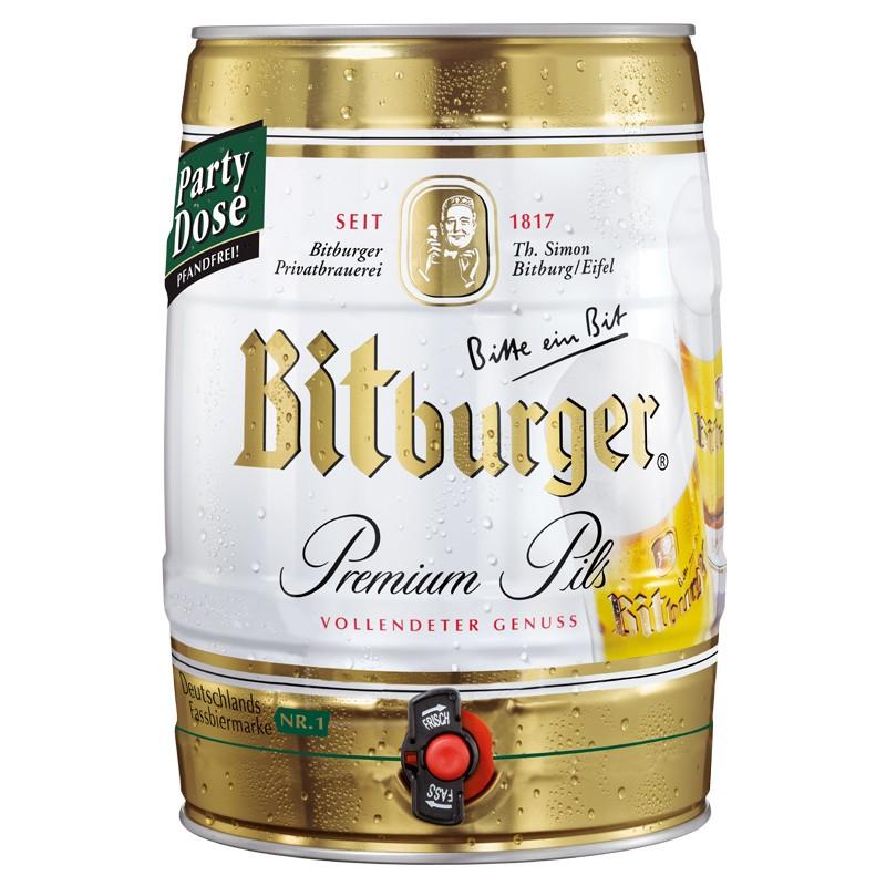 [lokal 14612] Hellweg Kundenkarte beantragen = 5Liter Fass Bitburger o Wernesgrüner