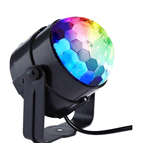 RGB Led Diskokugel für 0,99€ [Amazon Prime]