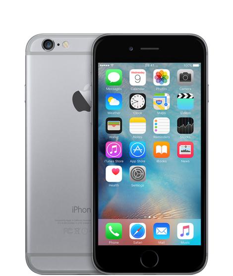 Apple iPhone 6 32 GB Spacegrau ohne Vertrag versandkostenfrei + 7-fach PAYBACK Punkte