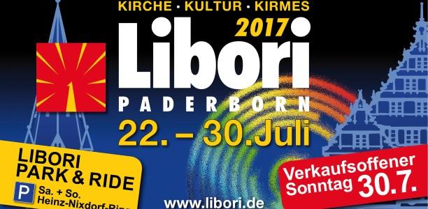 Verkaufsoffener Sonntag in Paderborn (NRW) mit vielen Rabatt-Aktionen