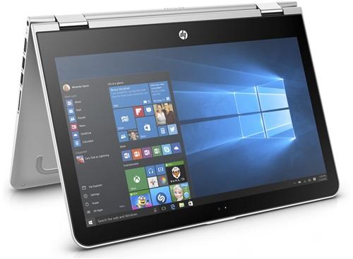 "HP Pavilion x360 13"" 13-u103ng (Intel Core i5-7200U, 8 GB RAM, 256GB SSD, Windows 10 Home) inkl. Games-Pack wieder für 597,65€ im HP Education Store"