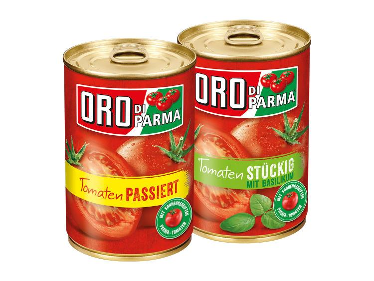 [tegut] Oro Di Parma für 0,66 € am 02.08.
