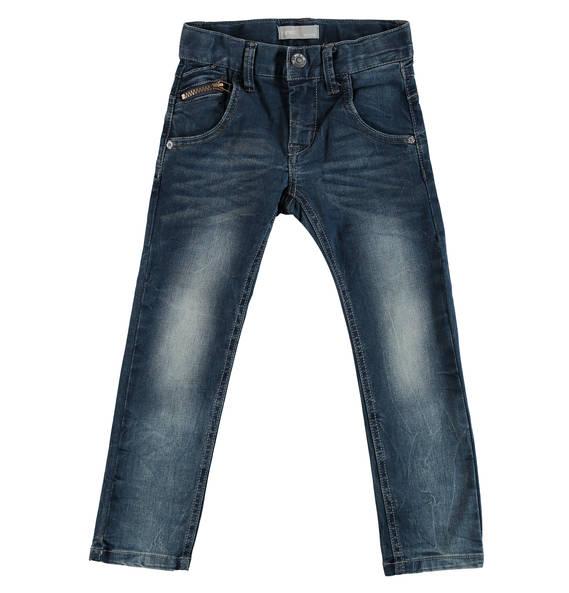 [Galeria Kaufhof ONLINE] NAME IT Jungen-Jeanshose Nitralf Cross K Slim Fit/Xsl, starke Waschung, Zierreißverschluss nur 4,99 (nur noch Gr. 92 und 98)