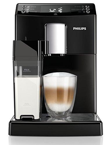Philips EP3550/00 Kaffeevollautomat, Milchkaraffe, AquaClean, schwarz fur 344EUR