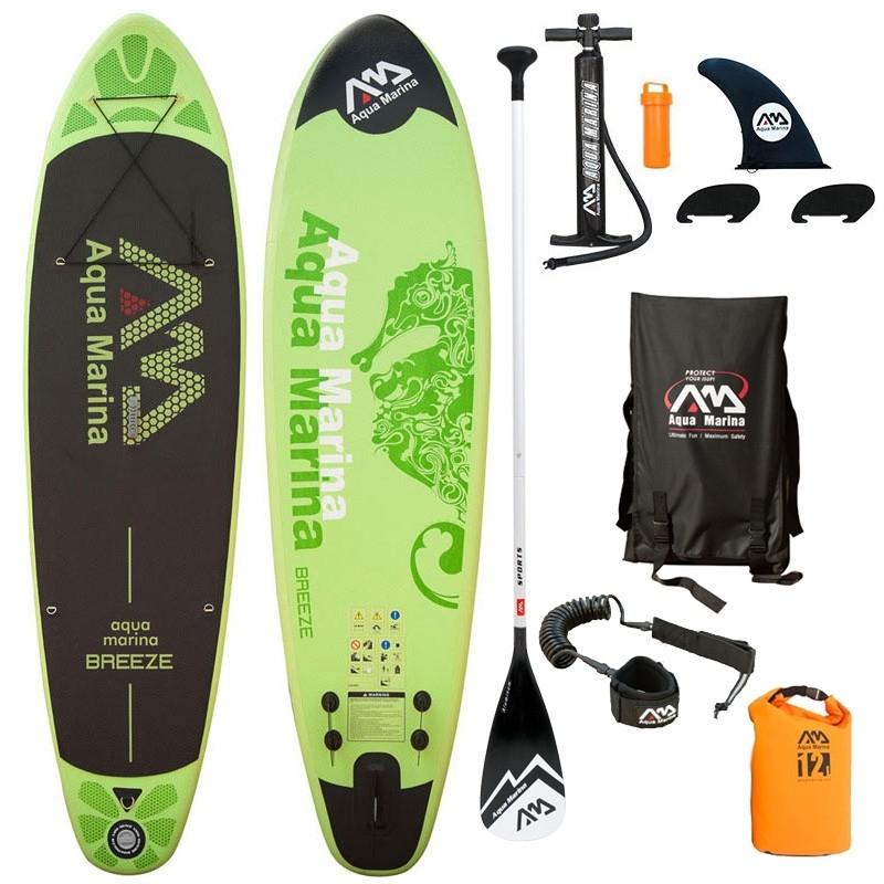 Aufblasbares SUP Aqua Marina Breeze   Amazon: 350 €