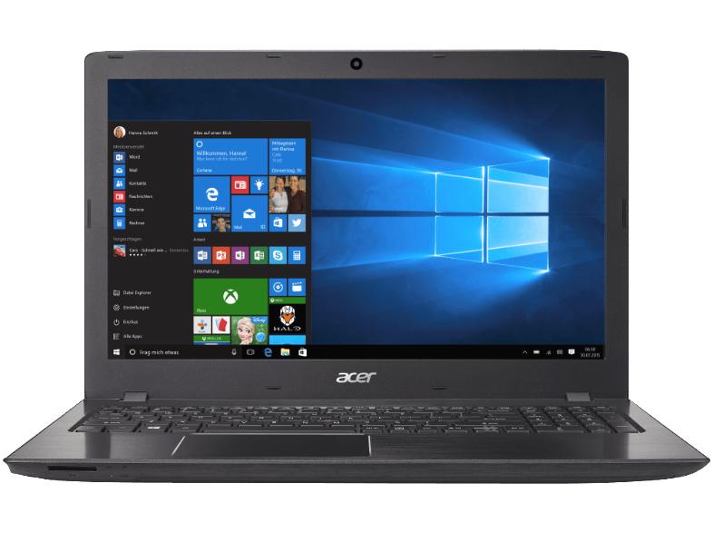 ACER Aspire E5-575G-759V Notebook 15.6 Zoll (Full HD), i-7 Prozessor, 8 GB Ram, 128 GB SSD + 1TB HDD, media markt