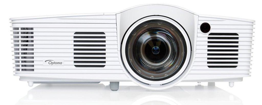 Optoma GT1070Xe - Kurzdistanz Beamer, DLP, Full HD, 3D, 2.800 ANSI Lumen, 23.000:1 Kontrast, MHL, 2x HDMI für 579 € @ NBB.de