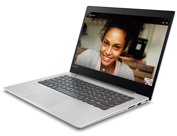"""Lenovo IdeaPad 320S-14IKB (14"""" FHD IPS matt, Intel Pentium 4415U, 4GB RAM, 128 GB PCIe SSD, 30 Wh Akku, USB 3.0 Type-C, HDMI, Windows 10 Home)"""