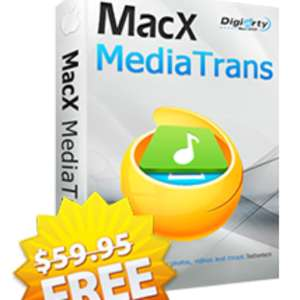 [Freebie] MacX MediaTrans