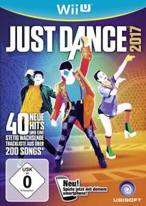 Just Dance 2017 (Wii U) für 8,74€ (Amazon.fr)